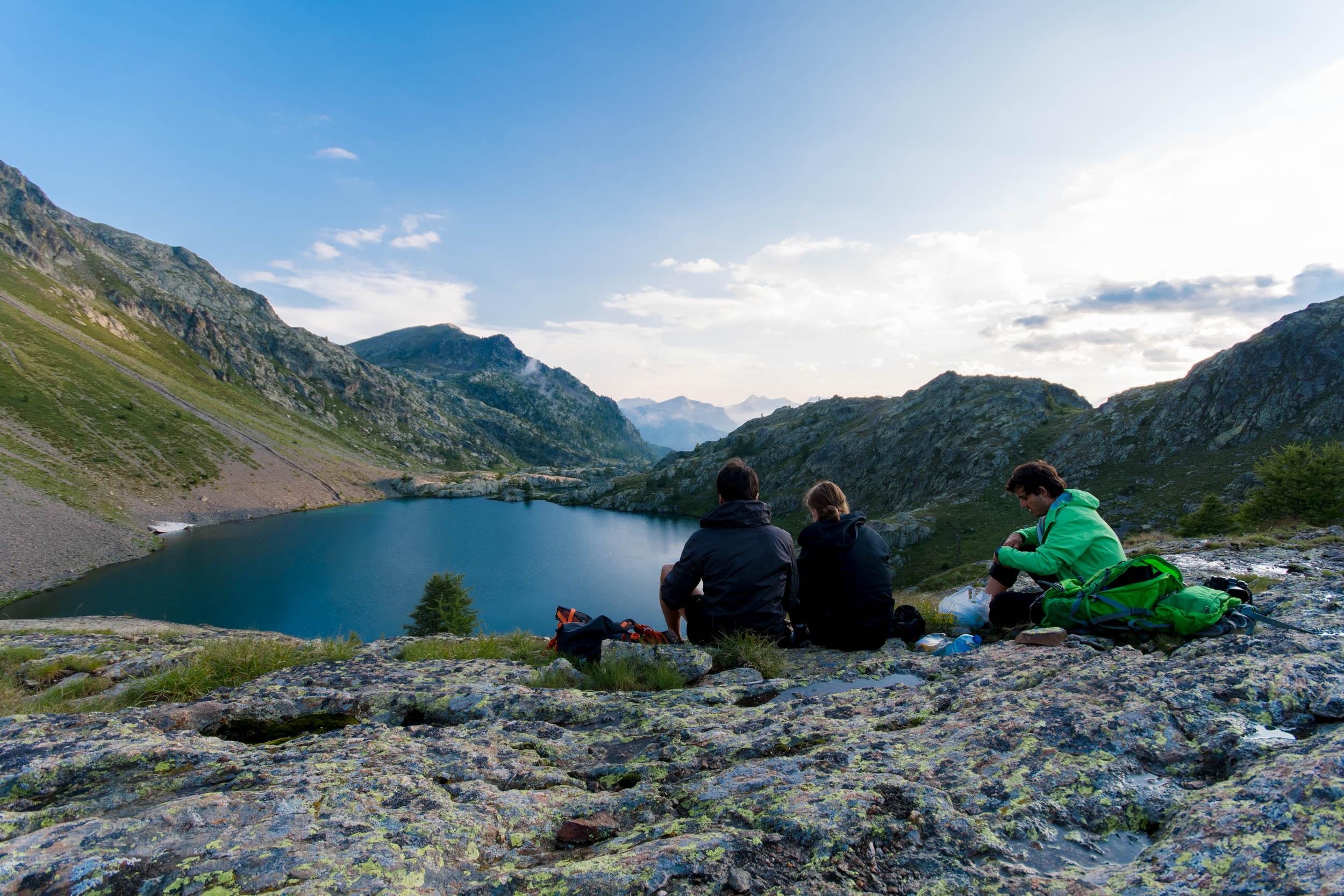 Vacances, camping et randonnées en mode céto