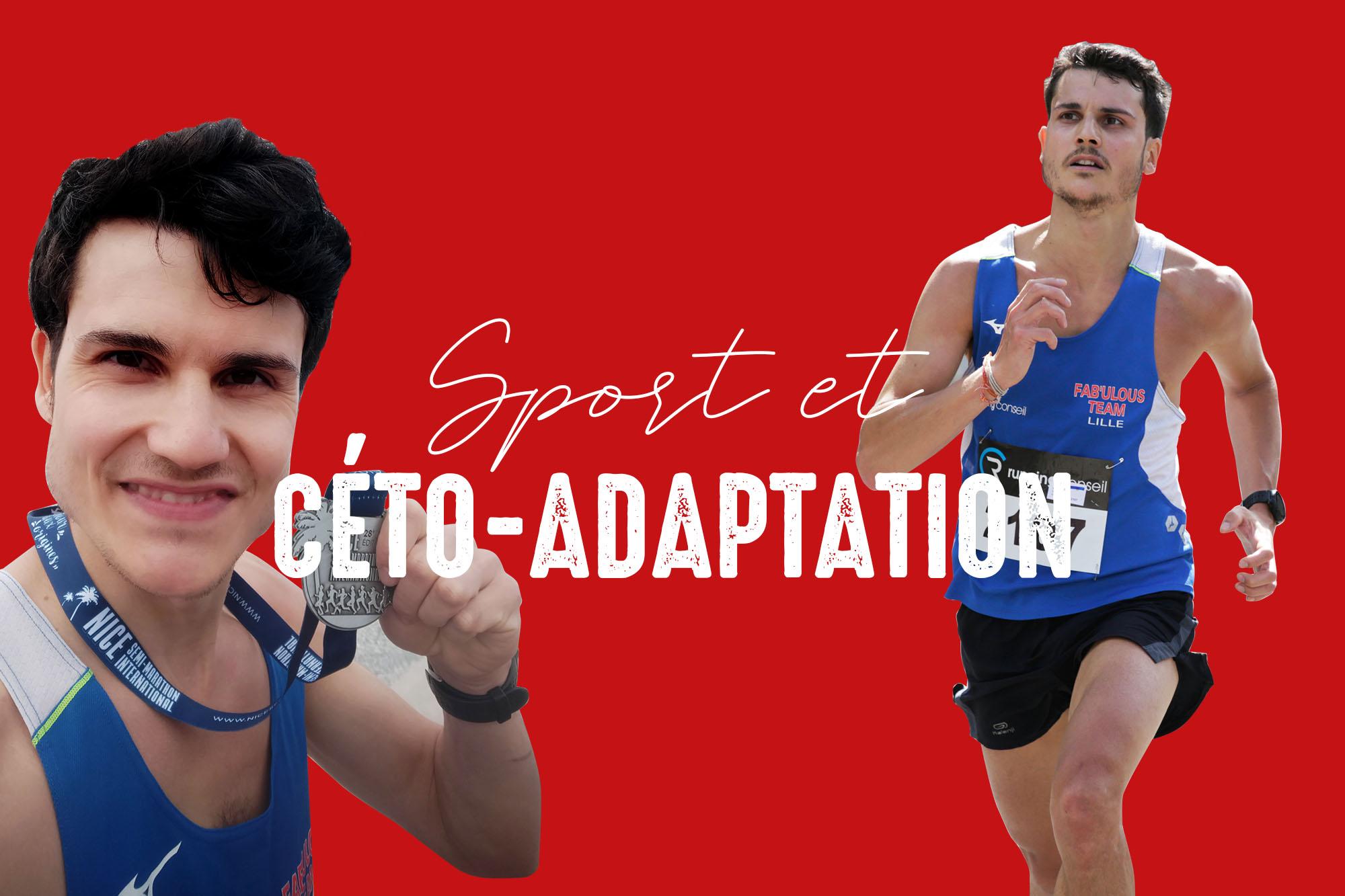 Sport et céto-adaptation : prenez votre temps !