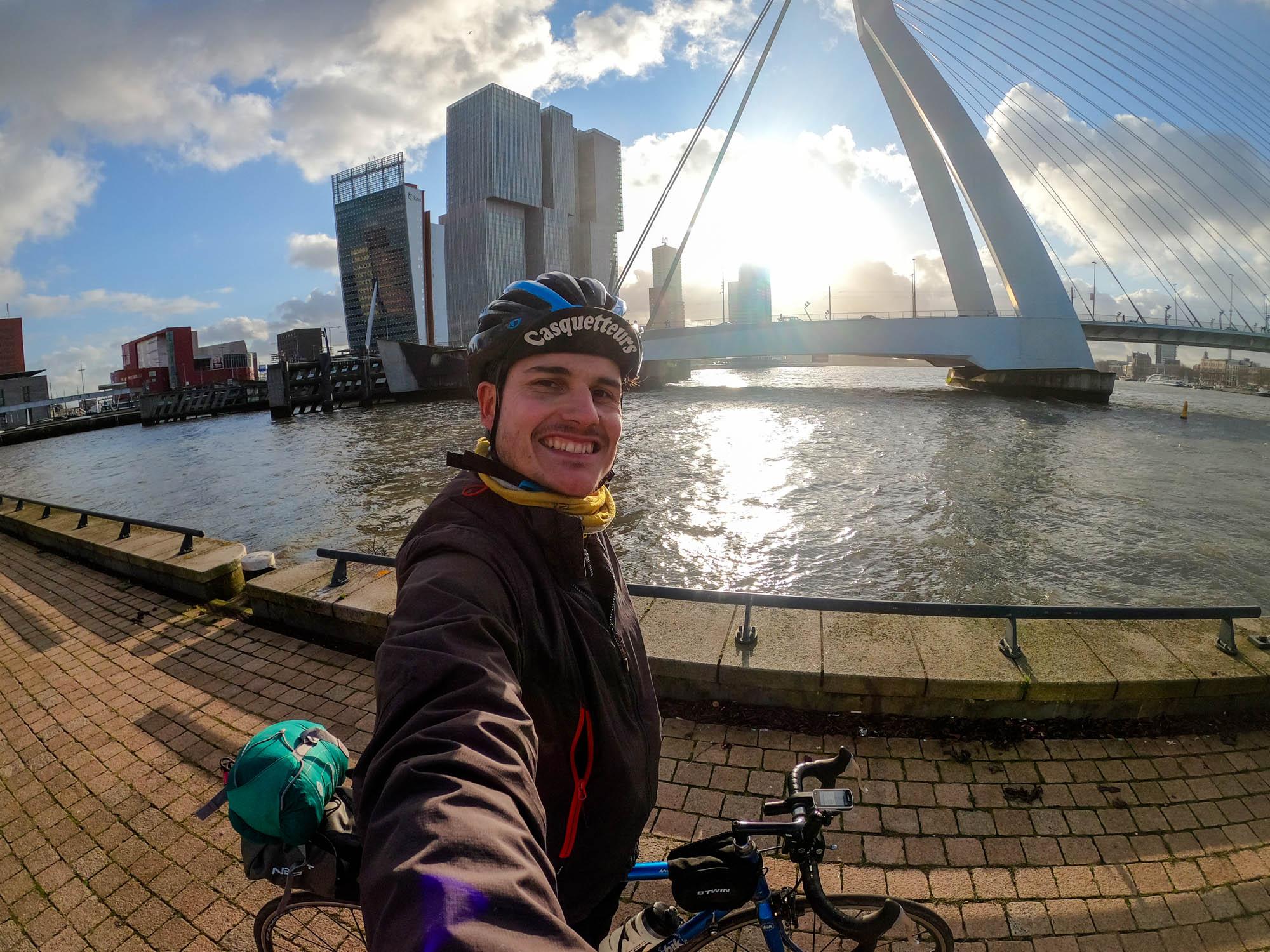 Bikepacking en mode cétogène : 500 km en 3 jours de Lille à Rotterdam