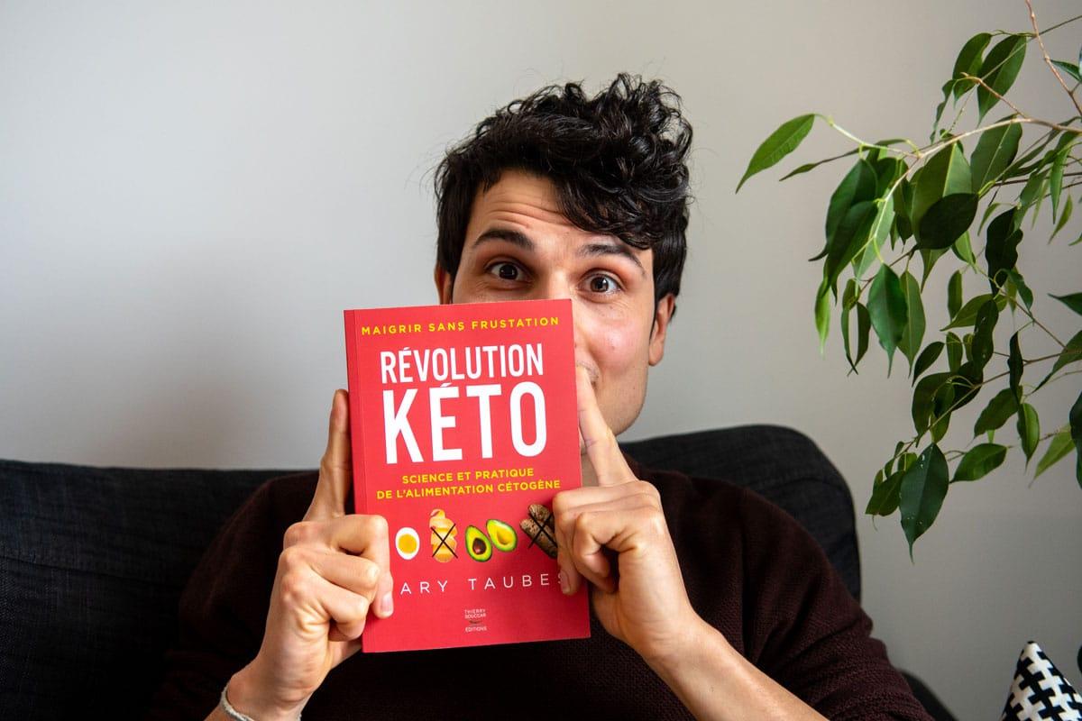 """Je vous fais gagner """"Révolution Keto"""", le nouveau livre de Gary Taubes !"""