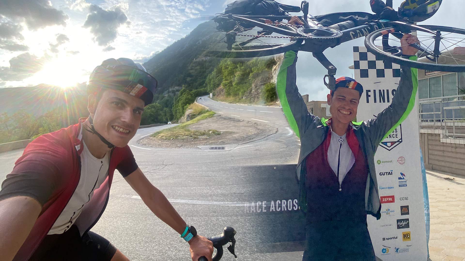 Finisher ! Ma Race Across France 2500 km